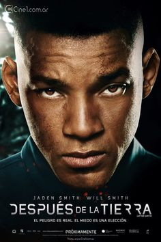 The two gorgeous character posters of Will Smith and Jaden Smith for After Earth