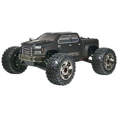ARAD73** Nero Big Rock BLX 1/8 4WD MT w/Diff Brain RTR