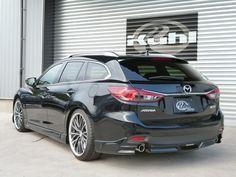 Mazda 6 Estate, Mazda 6 Wagon, Wagon Cars, Station Wagon, Cars And Motorcycles, Cool Cars, Wheels, Vehicles, Autos