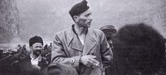 WWII. - 1942. - Croatia / NAD - War criminals - ustasha Jure Francetich - about to get a monument in Zagreb