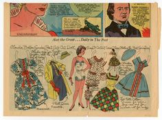 77.6169: Claudia | paper doll | Paper Dolls | Dolls | Online Collections | The Strong