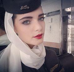 Si el servicio de abordo es de Etihad Airways, no podría ser de otro modo.