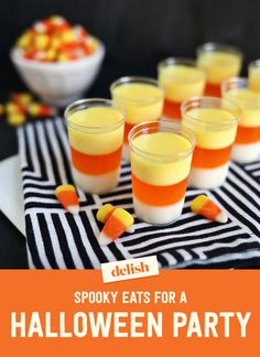 23 Spooky Eats for a Grown-Up Halloween Party