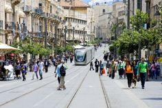 Yafo Street Jerusalem
