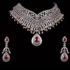"""PC Jeweller Indian Bridal Diamond Jewelry Sets 2014"" is the name of collection which we are presenting in this article but first we would like to talk about the jewelry brand who is presenting it. PC Jeweller, one of India's largest…More picture and detail available at http://www.newfashioncorner.com/pc-jeweller-indian-bridal-diamond-jewelry-sets-2014/"