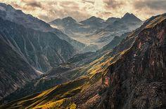 35PHOTO - Scorpio - Вечер в горах Балкарии