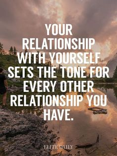 Hypnotherapy MP3 downloads 100% Satisfaction Guaranteed Your relationship with yourself sets the tone for every other relationship you have.