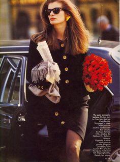 Cordula by Neil Kirk, 1989 Foto Fashion, Fashion Week, Fashion Bloggers, Style Fashion, Fashion Tips, Fashion Trends, Couture Fashion, Runway Fashion, Estilo Gigi Hadid
