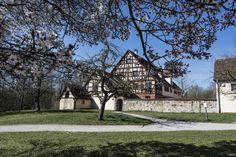 Freilandmuseum Bad Windsheim März 2017