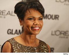 Brilliant, sophisticated, chic, talented:  Condoleeza Rice!