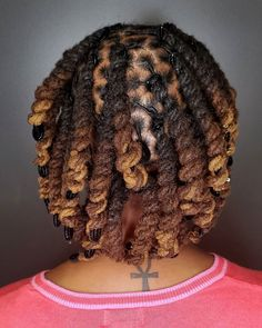 Healthy hair 527343437620380197 - Source by pearlbruxa Short Locs Hairstyles, Ethnic Hairstyles, Cool Hairstyles, Protective Hairstyles, Dreads Styles For Women, Curly Hair Styles, Natural Hair Tips, Natural Hair Styles, Protective Styles
