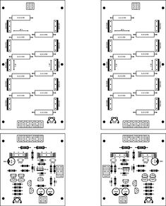 Amplificador Zener Stereo de in 2020 Electronics Projects, Electronics Basics, Circuit Board Design, Hifi Amplifier, Electronic Circuit Design, Car Audio Installation, Electrical Circuit Diagram, Dj Sound, Electronic Schematics