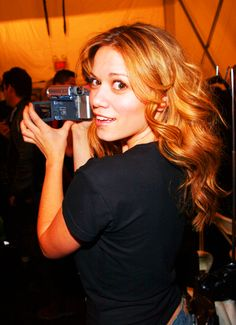 Bethany Joy Lenz. Love her and so excited to hear she'll be moving on to Dexter soon.