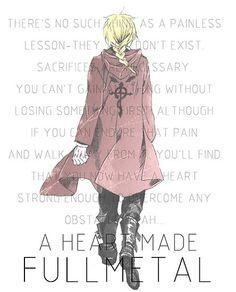a Heart made Fullmetal~ by LadyFullmetal