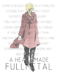 a Heart made Fullmetal~ by LadyFullmetal