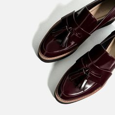 Hot Sale Stars Womens Flats Round Toe Patent Leather