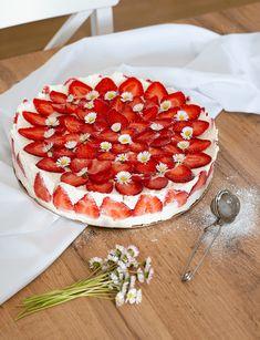 Caviar, Strawberry, Fish, Baking, Fruit, Cake, Blog, Summer, Pie