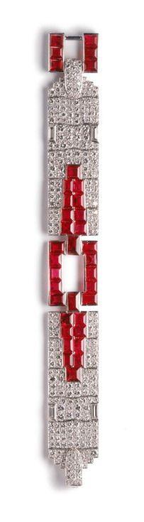 Cartier bracelet owned by Wallis Simpson