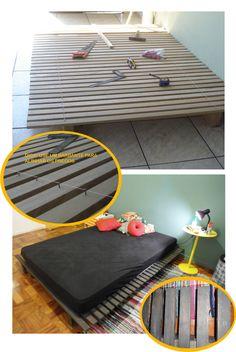 Bed - DIY