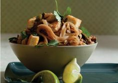 Two-Sprout Pad Thai Recipe | Vegetarian Times