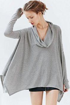 Risultati immagini per cowl neck blouse