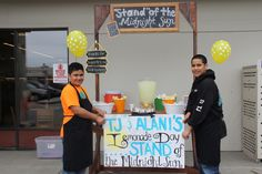 Lemonade Day 2012--Anchorage