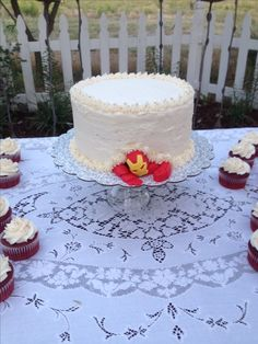 Best wedding cake ever! Ironman wedding.