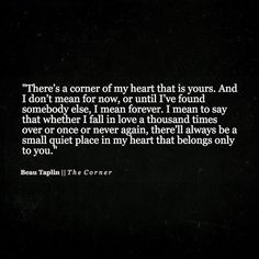 """Admit it. This is the words I've been longing to say to you: """"Open your heart to me"""". Love Quotes For Her, Great Quotes, Quote Of The Day, Quotes To Live By, Inspirational Quotes, I Will Always Love You Quotes, First Love Quotes, Brakeup Quotes, You Lost Me Quotes"""