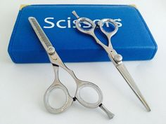 "Professional Hair Cutting  Thinning Scissors Barber Shears Hairdressing 5.5"" #ScissorsPlus"