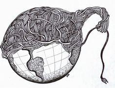 Apocaglobalipsis by carlocortes.deviantart.com