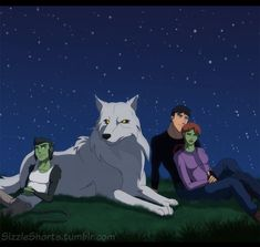 Of all the little families/groups in Young Justice, this one is definitely my favorite~ ~~~~~.~~~~~ Grass Brush by =charfade - [link] Art belongs to me! YJI - Under the Stars Superboy And Miss Martian, The Martian, Young Justice Invasion, Justice League Funny, Beast Boy, Hero Girl, Bat Family, Marvel Vs, Under The Stars