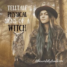 Witch birthmarks come from past lives. Learn more about the physical signs of being a witch.