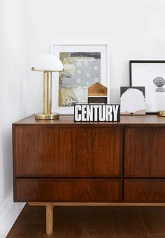 Portland Project: The Living Room Reveal - Emily Henderson Vintage Industrial Decor, Vintage Home Decor, Vintage Lighting, Industrial Style, Industrial Design, Vintage Style, Living Room Decor Inspiration, Decorating Small Spaces, Home Decor Furniture