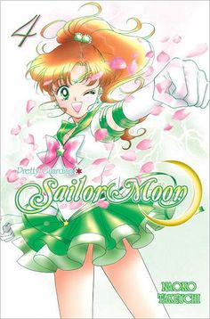 New English Pretty Guardian Sailor Moon Manga #4 from Kodansha Comics. More info, reviews and shopping links here http://www.moonkitty.net/reviews-buy-new-english-sailor-moon-manga.php