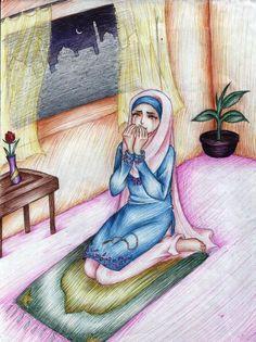 prayer by Mari945.deviantart.com on @DeviantArt