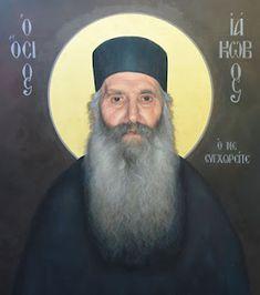 Elder Iakovos Tsalikes Has Been Officially Numbered Among the Saints Byzantine Art, Byzantine Icons, New Saints, Catholic Saints, Married With Children, True Faith, Orthodox Christianity, Religious Icons, Orthodox Icons