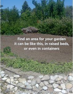 Secrets to a Successful Garden: Prepare the Soil