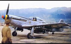 Knox posts: 14 July 1950 - the FS (Provisional) at Taegu flies the first Mustang combat missions in Korea. Anybody built the Korean War Mustangs, including those of the SAAF & ROKAF? South African Air Force, The Modelling News, Korean Air, Aircraft Painting, P51 Mustang, Aircraft Carrier, Military Aircraft, Fighter Jets, Mustangs