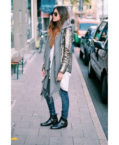 Street style: 20 Winter outfits from our favourite bloggers