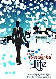 It's a Wonderful Life  gorgeous poster!