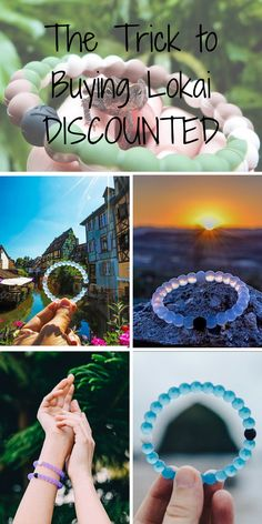 Lokai Sale Happening Now! Get the latest celebrity trend and this season's hottest accessory, the Lokai bracelet, at up to 80% off. Click the image to download the FREE app now, and take advantage of daily deals.
