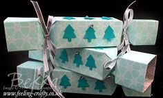 Feeling Crafty - Bekka Prideaux Stampin' Up! UK Independent Demonstrator: Find Out About Friday - Fast and Fabulous Christma...