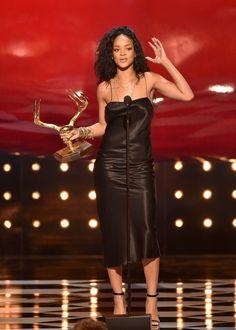 Rihanna in John Galliano - Spike TV's 2014 Guys' Choice Awards
