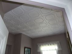 How To Install Decorative Ceiling Tiles 2 X 4 Ceiling Panels  Ceiling Panels Indoor Air Quality And Ceilings