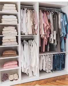 closet layout 297167275415807960 - 39 trendy master bedroom closet ideas layout walk in shelves Source by Katasolice