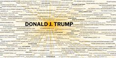 Donald Trumps Geschäftsnetzwerk als interaktive Infografik