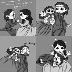 'Alexander-' 'ELIZA PLEASE SAVE ME! YOU'RE SISTER HAS GONE INSANE, PLEASE, DON'T LET HER HURT ME!'