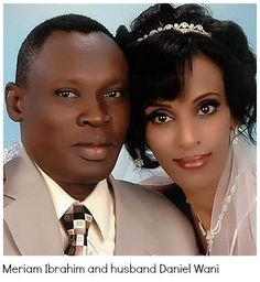 #BB4SP: Meriam Ibrahim Arrested Again While Trying to Leave Country After Initial Release