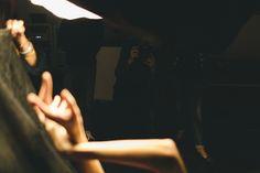 Campagna Coda Nera. Il backstage.
