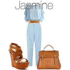 Jasmine by gemmau on Polyvore featuring polyvore fashion style Chicwish Paul Smith Black Label Sole Society Etro